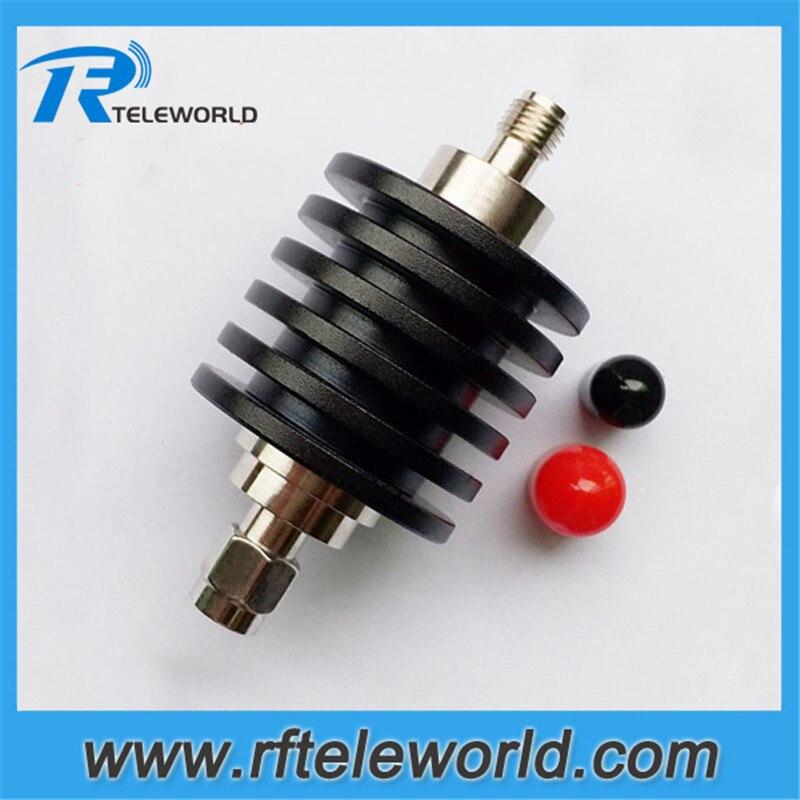 10W 3GHz 50ohms 1db,2db,3db.5db.6db.10db.15db.20db.30db,40db SMA Coaxial Fixed Attenuator