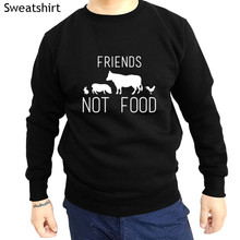 Friends Not Food sweatshirt