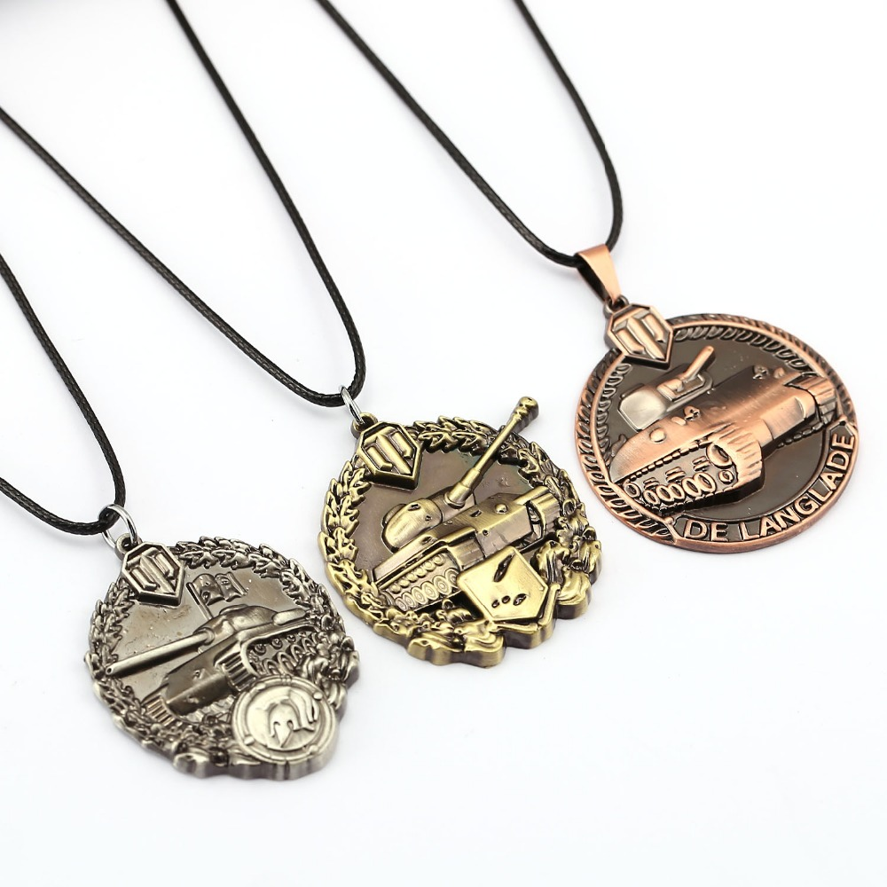 world of tanks necklace calm medal pendant medal of raglan. Black Bedroom Furniture Sets. Home Design Ideas