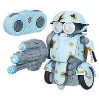 Hasbro Трансформеры игрушка фильм 5 Ромо C0935 удаленного Управление звук легким движением