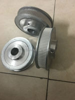 China Factory Wholesale Cheap Price Durable Quality 2GT Customized Aluminum Pulley