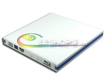 Best for Lenovo IdeaPad Yoga 2 Pro Ultrabook Portable USB 3.0 External Blu-ray Player 6X 3D BD-ROM Combo DVD Burner Drive Case