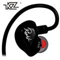 Auricular 2016 Nueva Llegada Original KZ ZS3 3.5mm En la Oreja los Auriculares Auriculares de ALTA FIDELIDAD Auriculares Super Bass Running Sport Auriculares