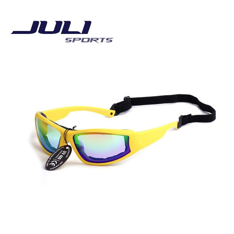 Prix pour Vente chaude De Pêche Lunettes de Sport lunettes de Soleil Hommes En Plein Air Vélo Lunettes Moto lunettes de Soleil Occhiali Ciclismo1236A