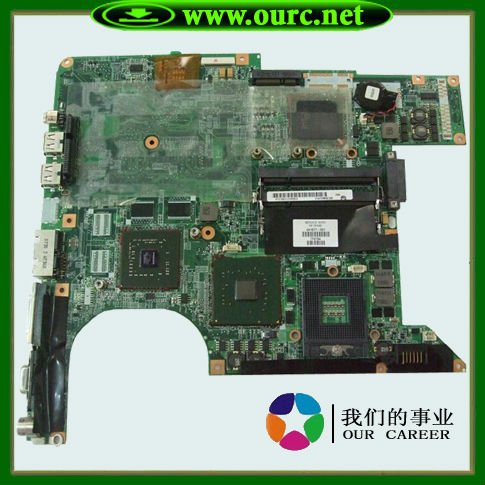 Top quality of DV6000 441677-001 for HP laptop motherboard the quality of accreditation standards for distance learning