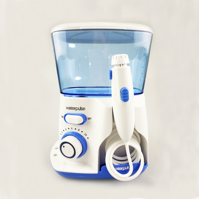 Новое поступление Лидер продаж код V300 зубы чище Ирригатор для полости рта зубные Вода flosser с 5 Jet советы используется для взрослых