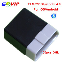 ELM327 V1 5 Bluetooth 4 0 Viecar VC100 OBD2 Diagnostic Tool Support SAE J1850 Android IOS