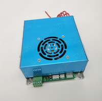 MYJG 40w white plug in terminal connector 220V/110V 40W CO2 Laser Power Supply PSU For 3020 40w co2Laser stamp Machine