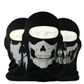 New Skull Mask Skeleton Balaclava Ghost Tactical Motorcycle Breathable Outdoor Sports Ski Cycling UV Protect Full Face Mask