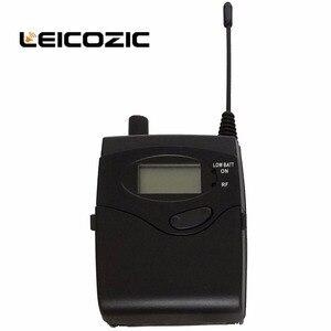 Image 2 - Odbiornik Leicozic do systemów monitorów dousznych bk2050 SR 2050 sr2050 monitorowanie systemów bezprzewodowych iem do scenicznego instrumentu muzycznego