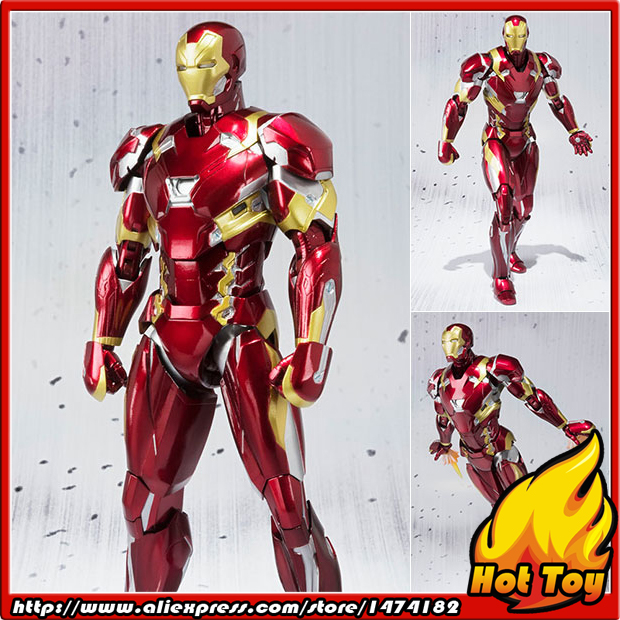 100% Original BANDAI Tamashii Nations S.H.Figuarts (SHF) Action Figure - Iron Man Mark 46 from Captain America: Civil War victorian america and the civil war