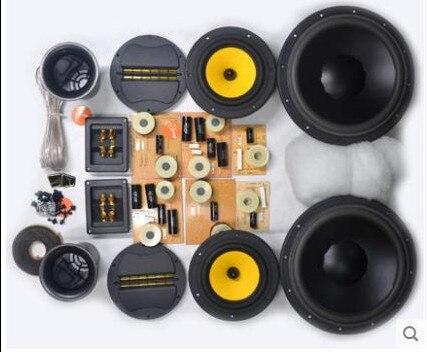 QT 6 6 5 inches Hi-End bookshelf speaker Scan-Speak 8320