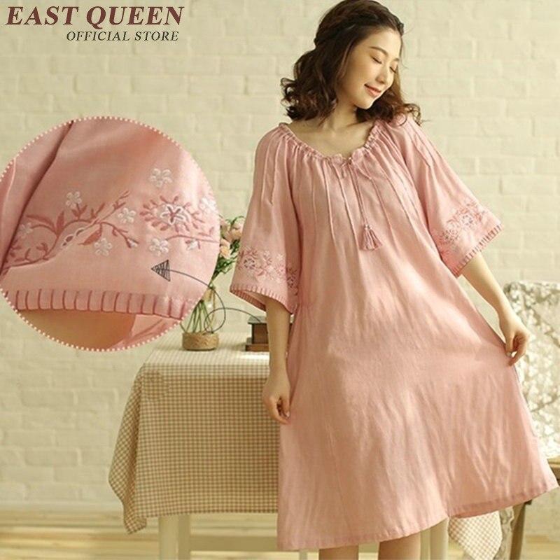Japanese Kimono Traditional Yukata Kimono Vintage Robe Sleepwear Sexy Lingerie Pajamas Pure Colors Nightgowns KK502 W