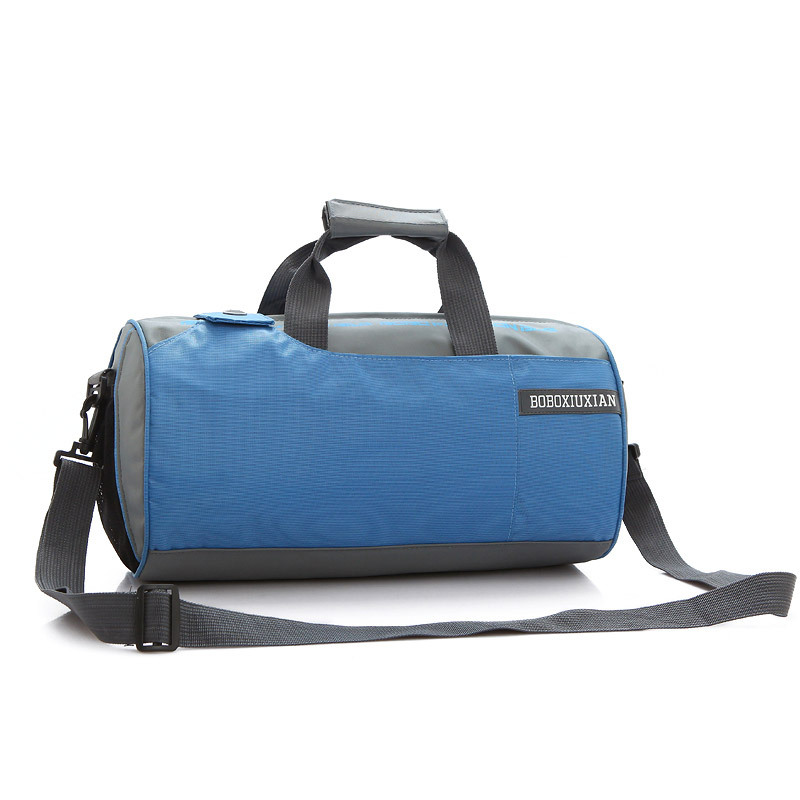 49d7b35b905a Women Gym Bag Sports Bags Waterproof Handbag With Flip Belt Yoga Bag  Fitness Travel Men Duffle Bag