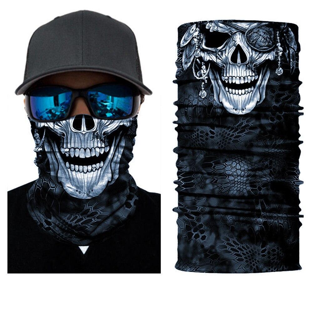 Pesca Maschera Scudo Maschera Sole Collo Ghetta Balaclava Respirabile Molle Headwear Sciarpa Protezione UV per la Pesca Ciclismo
