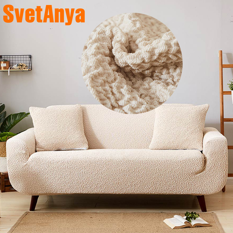 Svetanya Japanese Style Slipcover Sofa Cover sectional elastic full Couch Case for different Sofa all inclusive