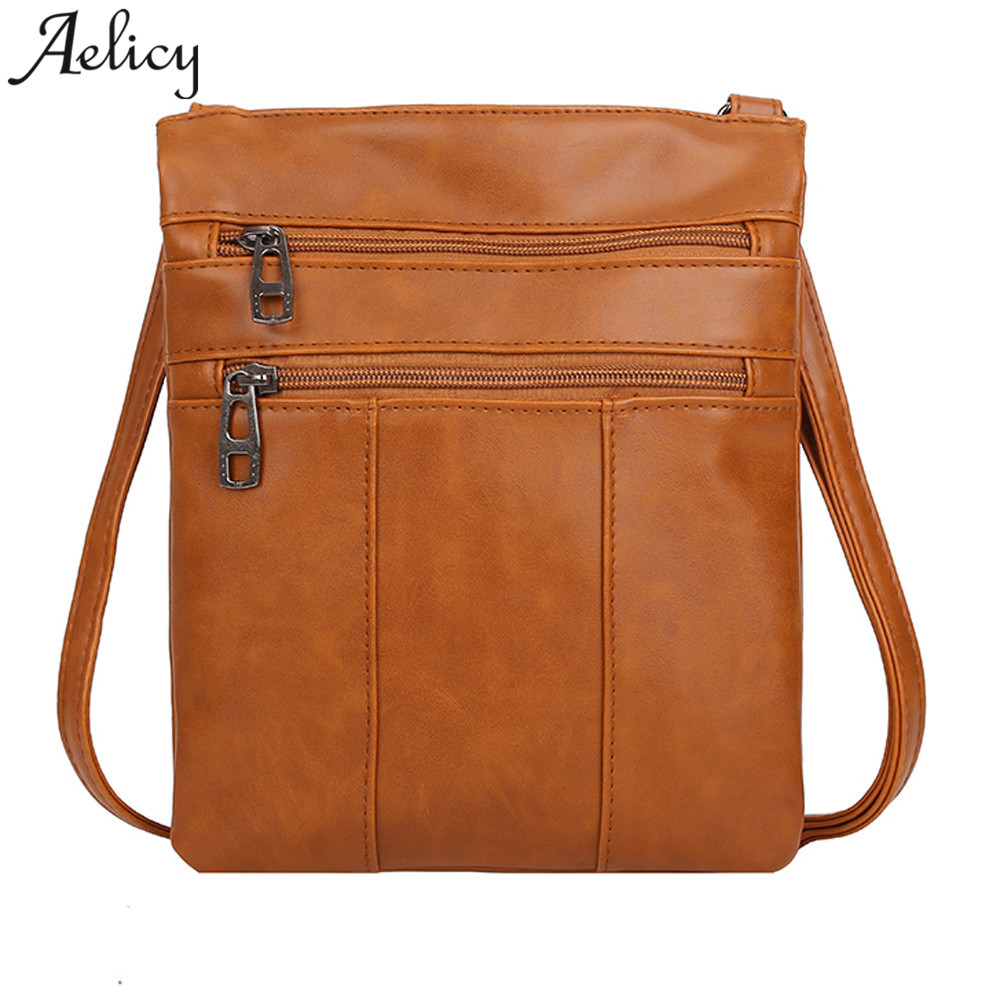 Aelicy Lady handbag Fashion Pure color Leather Shoulder Bag for women 2019 bolsa feminina drop ship  hot SALE torebki damskieAelicy Lady handbag Fashion Pure color Leather Shoulder Bag for women 2019 bolsa feminina drop ship  hot SALE torebki damskie