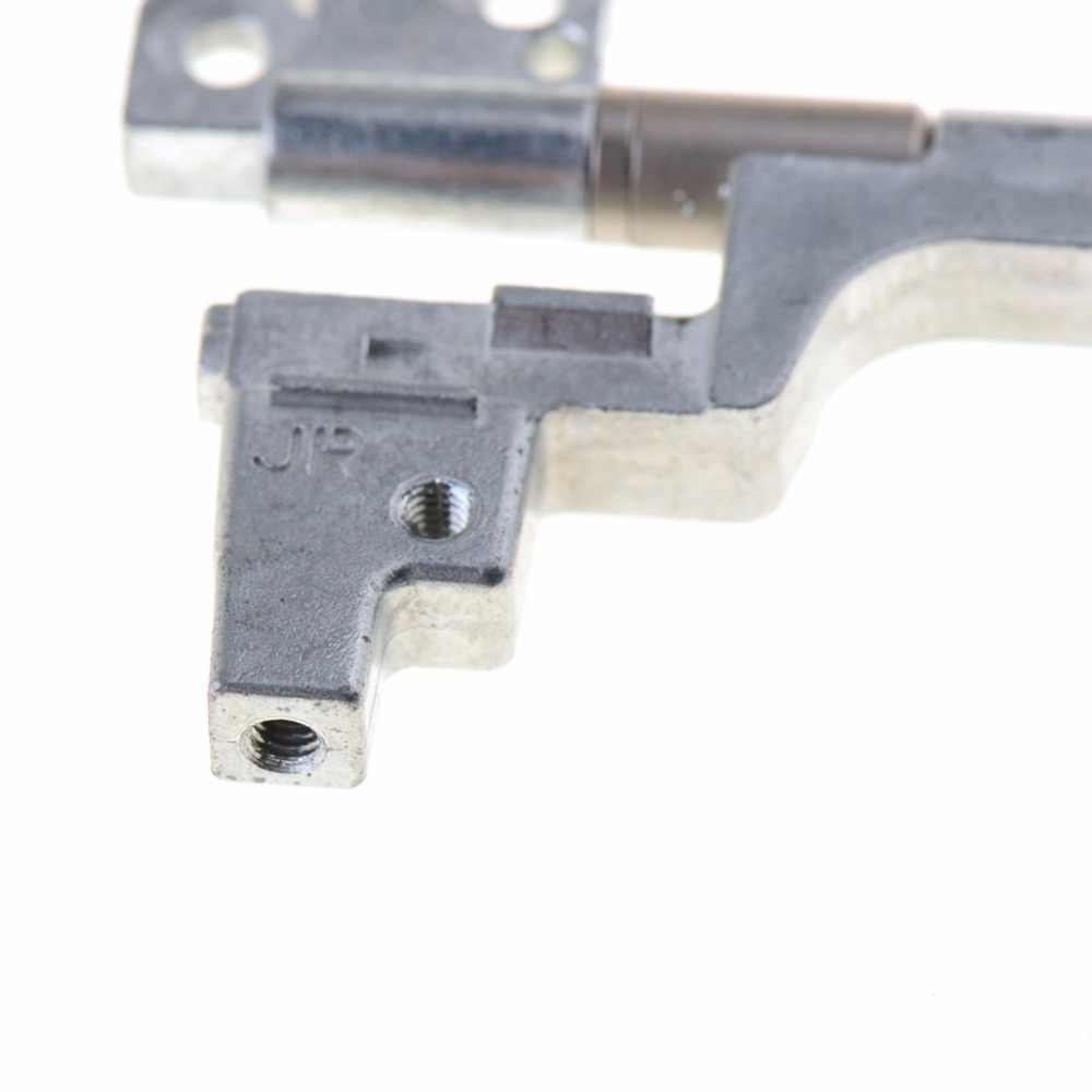 """מחשב נייד אביזרי LCD צירים Fit עבור Dell Latitude D620 D630 D631 14.1 """"מחשבים ניידים החלפות LCD צירי קבוצת שמאל וימין"""