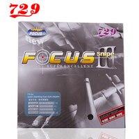 729 Дружба оригинальный фокус III 3 Настольный теннис резиновые пунктов-В пинг-понг резина Прыщи В