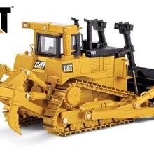 1:50 N-55158 Cat D10T гусеничный трактор игрушка
