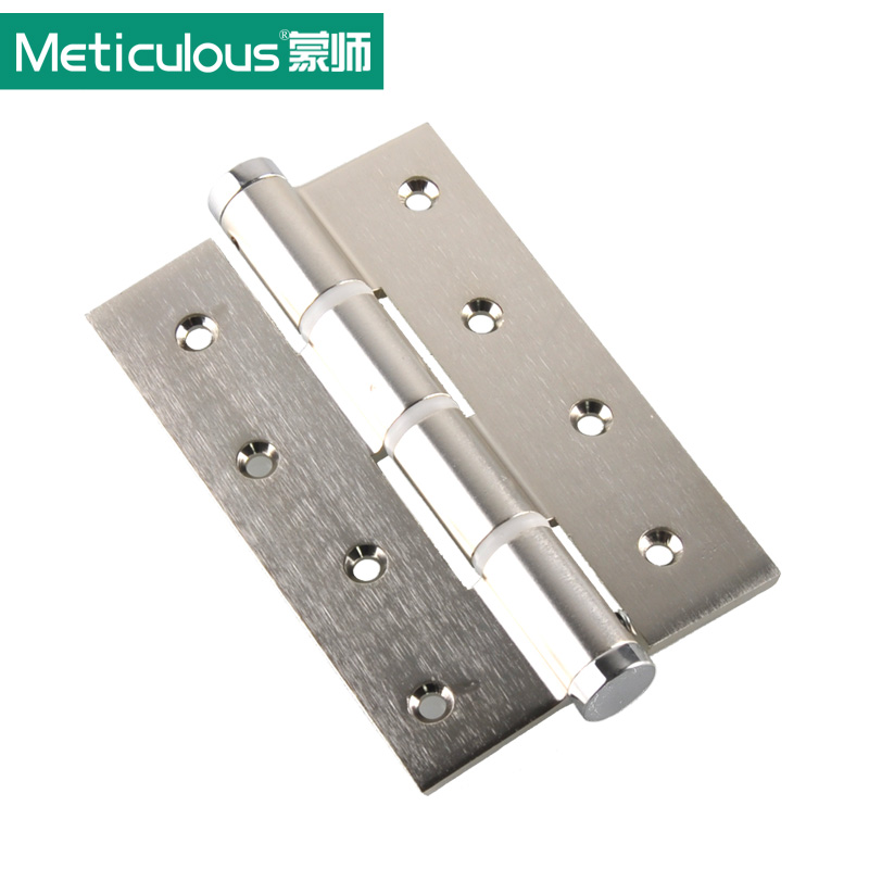 buy meticulous single action rated self closing hinges adjustable door spring hinge 5 inch 120mm butt hinge brushed 5mm thickness from