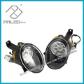 2PCS Free Shipping For VW Caddy Touran Eos 2011 2012 2013 2014 2015 Tiguan 2012 2013 2014 2015 New 9 LED Fog Lamp Fog Light DRL