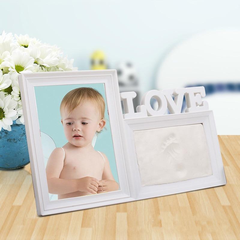2018 nouveau modèle bébé main encreur frères empreinte bébé personnalité cadeau souvenir Production