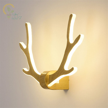 Nordic Style LED Wall Lights For Living Room Decor Wall Sconces Applique Murale Luminaire Modern Wall Mounted Lightings