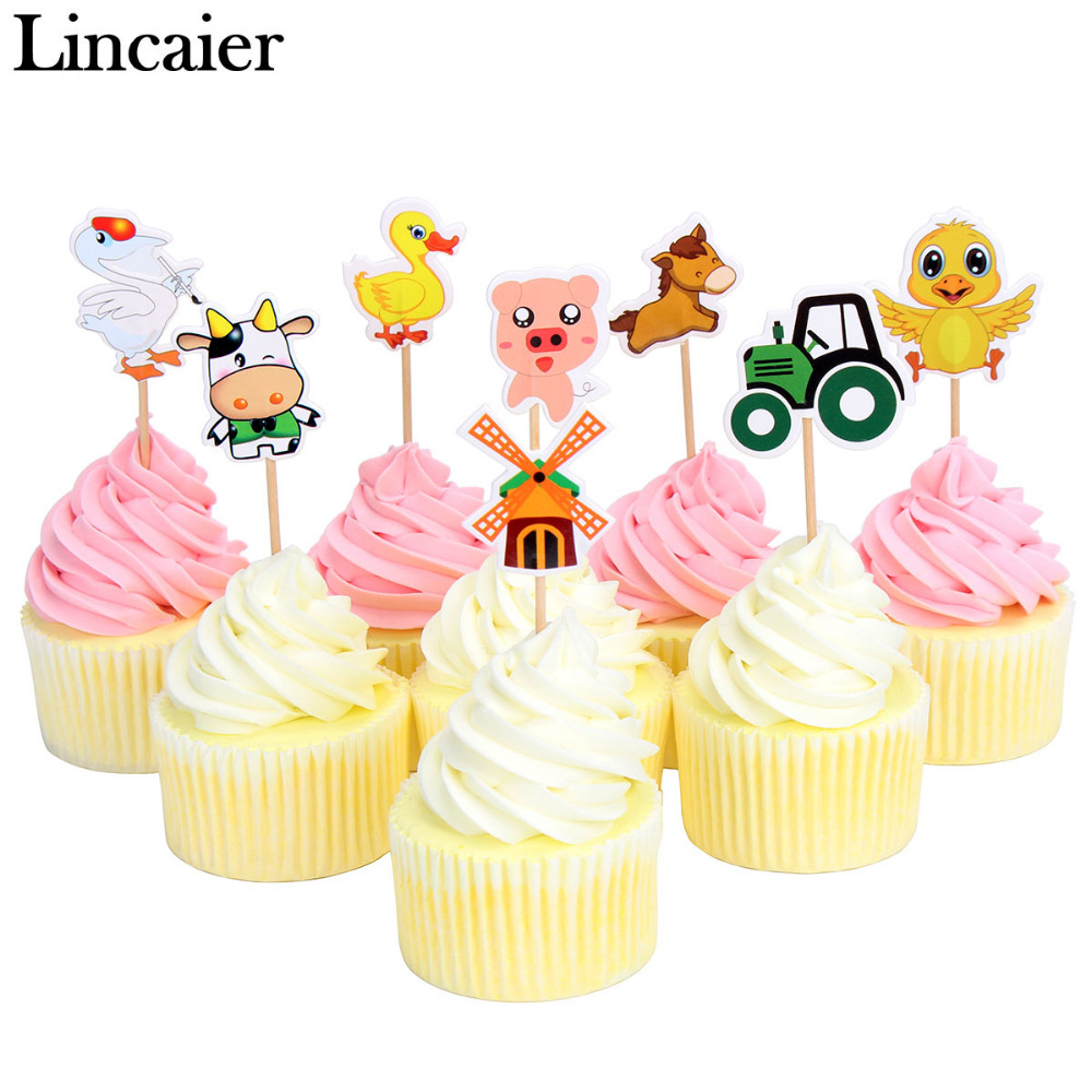 Chicken Cake Decorations