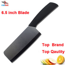 FINDKING brand high quality 6.5″ inch kitchen chef ceramic knife Vegetable ceramic knife  ABS handle