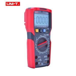 Image 3 - UNI T UT89XD TRMS digital multimeter tester ac dc Voltmeter Amperemeter Kapazität Frequenz Widerstand tester mit LED prüfung