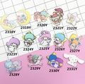 Cute Multi Color Acrylic Lovers' Brooch Pin Cartoon characters Anime Broche Costume Jewelry For Women