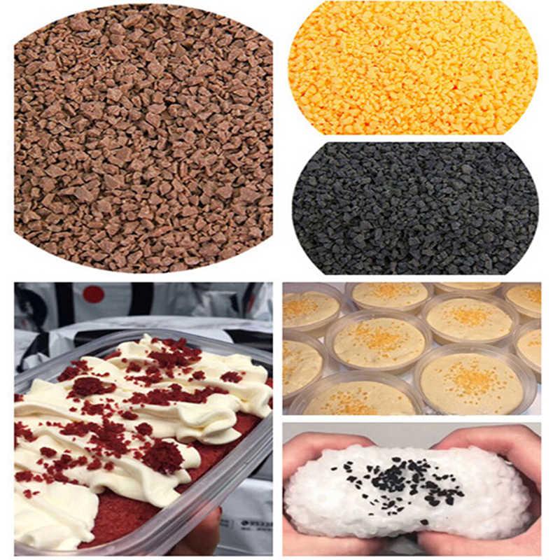 10 グラム/15 グラムのチョコレートスライム粘土用の充填振りかける用品キャンディー偽ケーキデザート泥デコレーションのおもちゃ子供の子供のアクセサリー