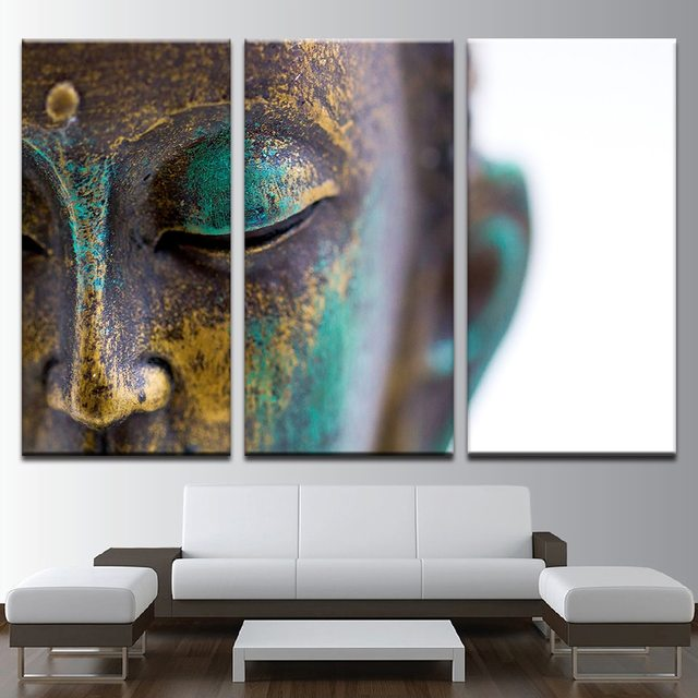 Buddha Painting Canvas