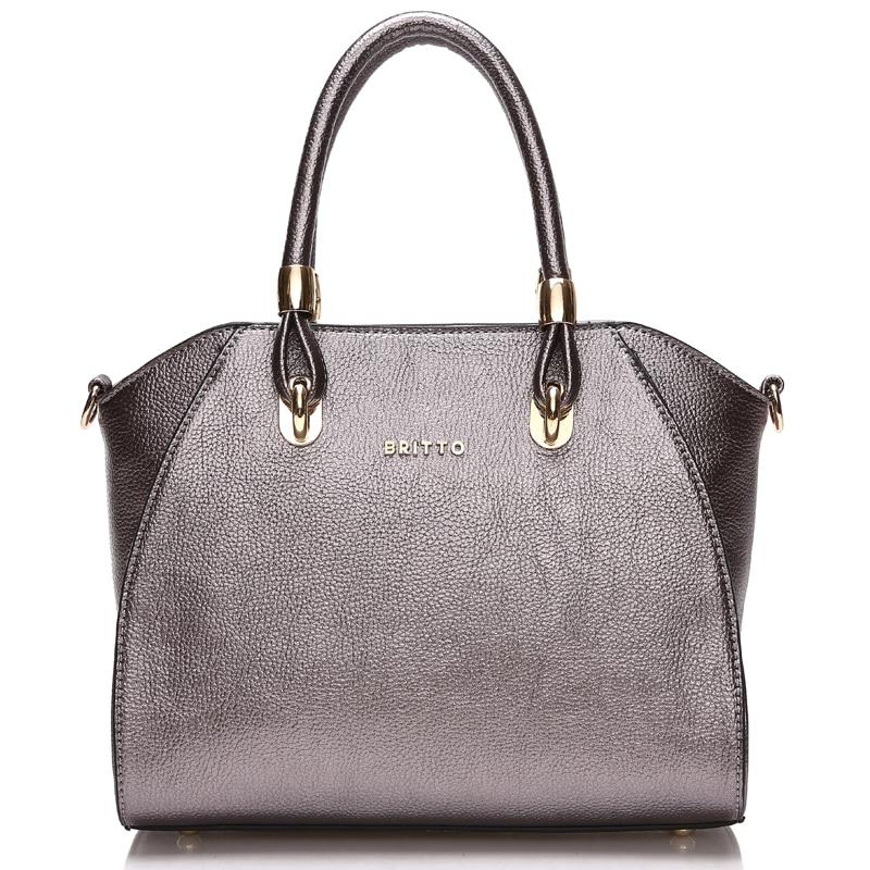 2016 New Arrival Fashion Star Style Vintage Trapeze Bucket Bag Women Litch Stria PU Leather Handbag