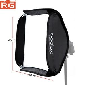 Image 1 - Godox 50x50cm Softbox  (Only softbox) for Camera Studio Flash fit Bowens Elinchrom Mount