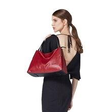 Laorentou vollrindleder damen handtasche weiche umhängetasche damen leder schultertasche fashion echtes leder handtaschen n5