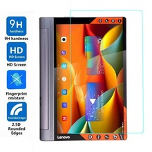 Tempered Glass For Lenovo Yoga Tab3 Plus 10.1 Screen Protector YT-X703 Tab 3 Pro 10 X90 X90F Ultra Thin 9H Protective Glass Film 5pcs for lenovo yoga tab3 tab 3 pro pro x90f yt3 x90f l m 10 1 lcd display touch screen digitizer panel assembly dhl free