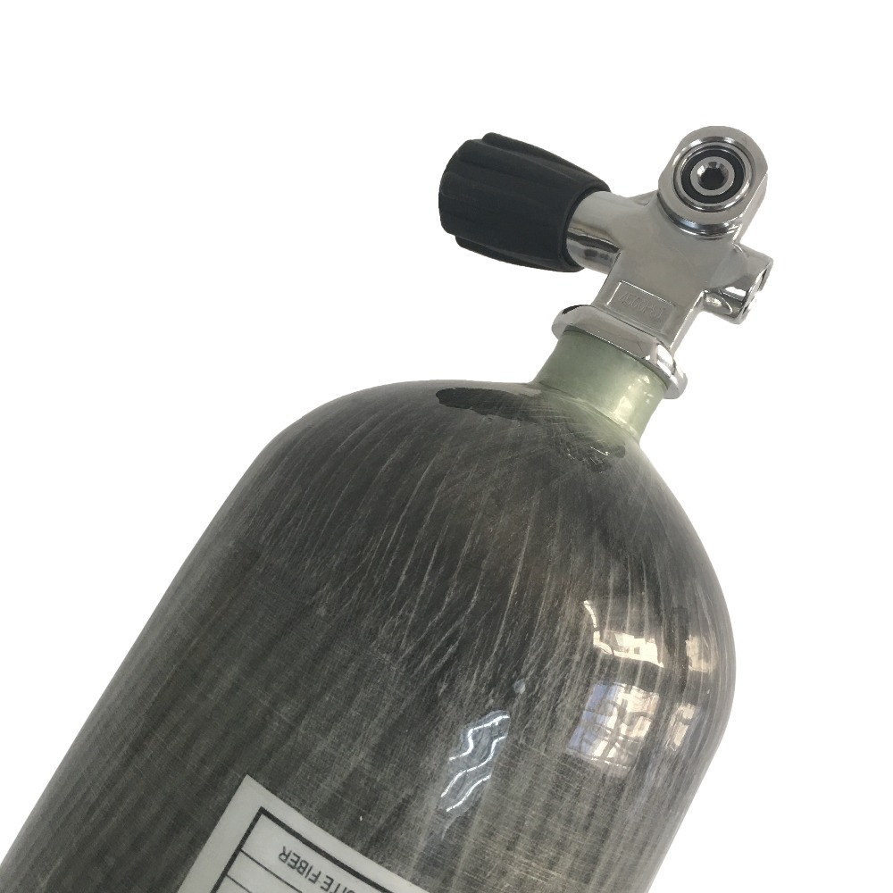 AC36851 Diving Bottle 6.8L Airforce Condor Carbon 4500 Psi Hunting Scuba Shooting Targets Hpa Tank 300bar Fire Protection Hpa