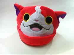 Новый Косплей Японии Yokai Watch шапка плюшевые игрушки куклы