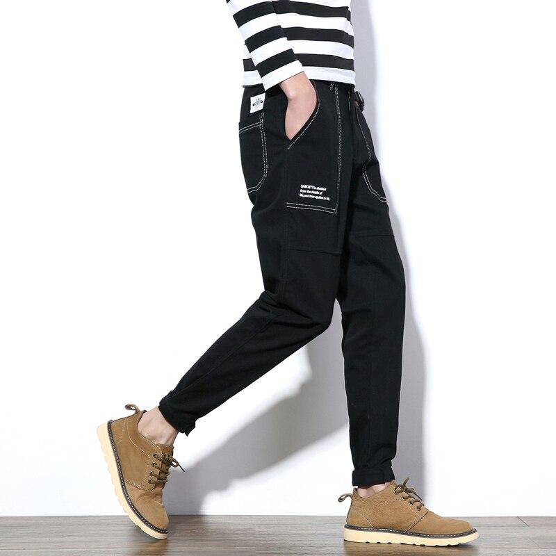 2017 мужчины хлопок шаровары hip hop причинные брюки мужские камуфляж военные брюки свободные брюки камо бегуны мужской тренировочные брюки 5xl