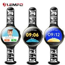 Купить LEMFO Смарт-часы детские часы с гнезда sim-карты gps Русский smartwatch Смарт детские часы для детей вызова Finder Locator