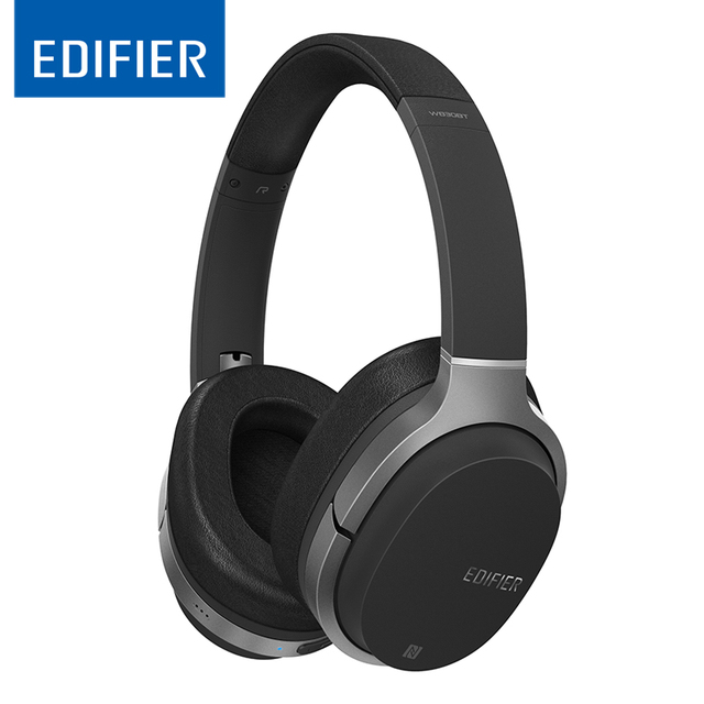 EDIFIER W830BT HIFI Stereo Bluetooth 4.1  Wireless Noise Isoliation Headset for Music Computer Game with Microphone