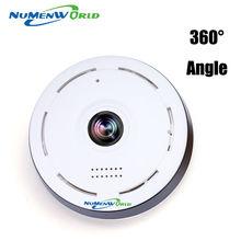 360 Degree smart panoramin IPC Wireless IP Fisheye Camera Support Two Way Audio P2P 960P HD wifi camera