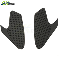 High quality rubber Carbon Fiber Tank Pad tank Protector Sticker motorcycle Motos for ducati 696 796 1100 2010 2016 2011 2012