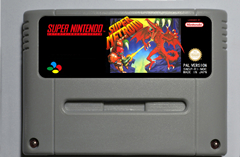 SuperMetroid Super Metroided - RPG Game English EUR Version Battery Save цена