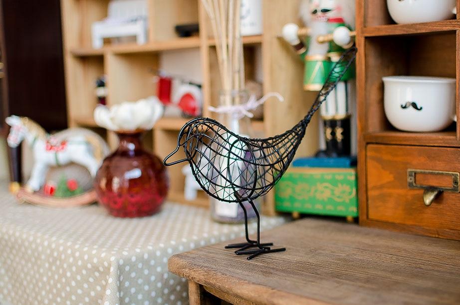 Iron Bird Figurine (6)