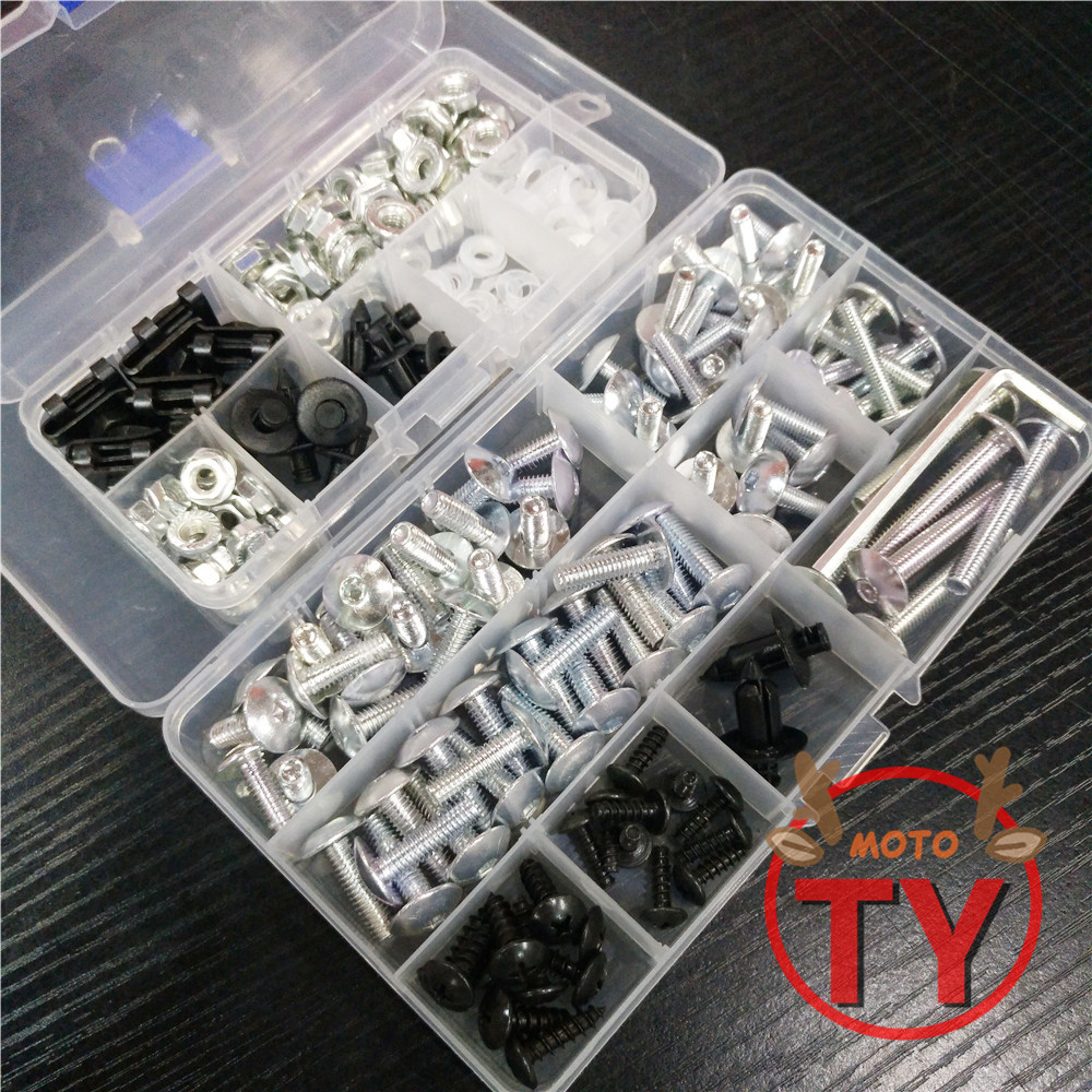 Motorcycle accessories custom fairing screw bolt windscreen screw FOR YAMAHA YZF R1 R6 2005 2006 2007 2008 2009 2010 2011 2012