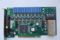 1 year warranty has passed the test PCI 6208V 009 51 12201 0B2 data acquisition DAQ card