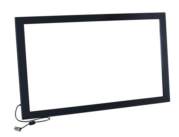 2 points 15 inch IR touch screen panel / IR touch screen / infrared touch panel kit for touch table, kiosk etc